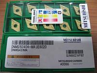 DNMG150404-MA UE6020 MITSUBISHI пластины твердосплавные сменные