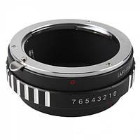 Адаптер (переходник) Sony AF - FX Fuji (AF-FX) для камер FujiFilm с байонетом FX