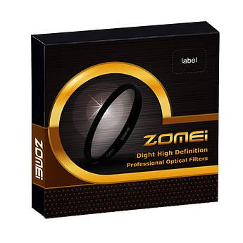Светофильтр ZOMEI - макролинза CLOSE UP +4 52 mm