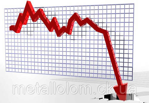 Цена на черный металлолом пошла вниз!!!