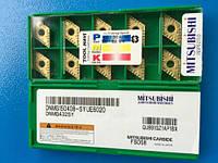 DNMG150408-SY UE6020 MITSUBISHI пластины твердосплавные сменные