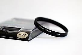 Градиентный светофильтр CITIWIDE 55 мм - серый (grey)