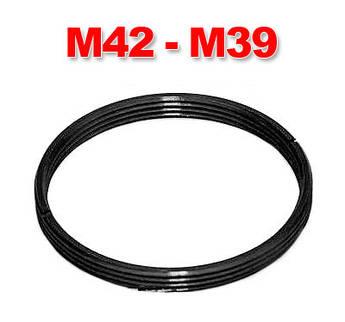Переходное кольцо M42 на M39