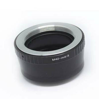 Адаптер (переходник) M42 - OLYMPUS байонет Micro 4/3