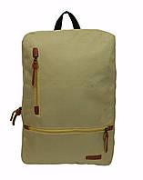Рюкзак City backpack 4 Цвета Оливковый (Размер 42*30*10)