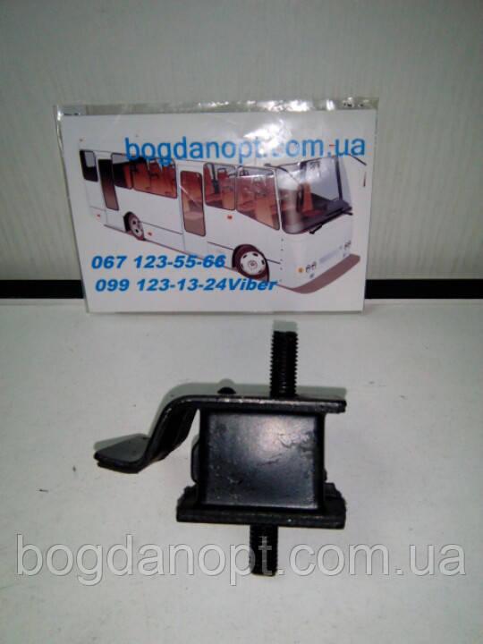 Подушка крепления кпп автобус Богдан а-091,а-092,Исузу.