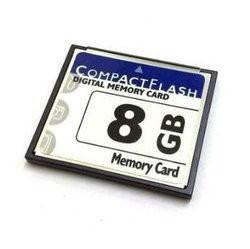 Карта памяти CF 8 GB 133x