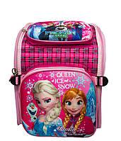 """Рюкзак школьный для девочки """"Junior"""" Frozen (35*25*15)"""