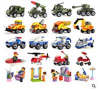 Конструктор мини. Аналог и  совместим LEGO ® Classic.