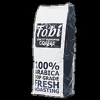 Кофе в зернах TOBI 100% Arabica