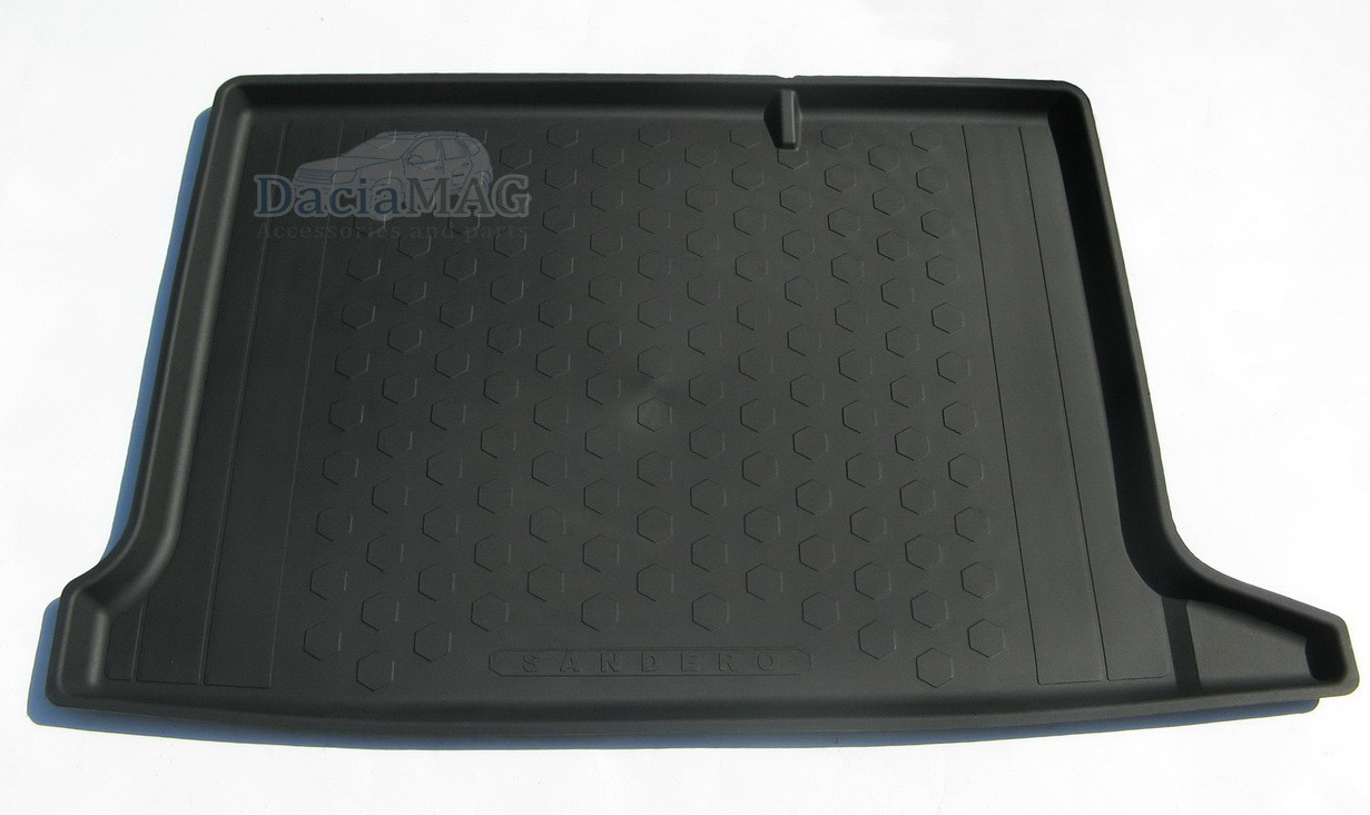 Коврик багажника Рено Сандеро 2