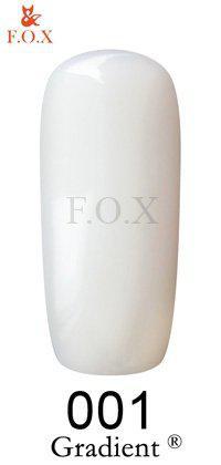 Гель-лак FOX Gradient № 001, 6 мл