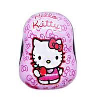 """Рюкзак для девочки с изображением """" Hello Kitty"""" Цвет Розовый (24*33)"""