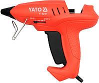 Пистолет термоклеящий 35(400)Вт,  YATO  YT-82401