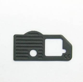 Противоскользящая (нижняя) резинка для фотоаппарата Nikon D300, D300s, D700