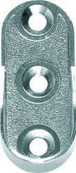 Держатель для трубы одежной овальной (30 x 15,22 x 15 мм)