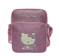 Детская сумка Hello Kitty 3 Цвета Розовый (30x25x12 длина)