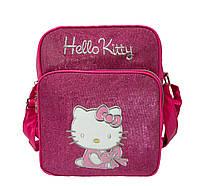 Детская сумка Hello Kitty 3 Цвета Малиновый (30x25x12 длина)