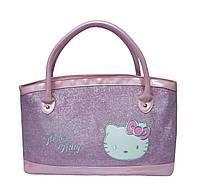 """Сумка детская """"Hello Kitty Classic"""" 2 Цвета Розовый (25x40x15 ручка 10)"""