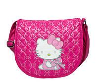 Сумка детская Hello Kitty Glamor 3 Цвета Малиновый