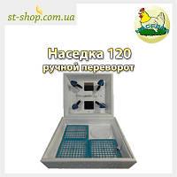 """Инкубатор """"Наседка ИБ-120"""" ручной переворот (цифровой терморегулятор)"""