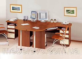 Столы компьютерные угловые  СК-3727 755х2920х1910мм    Комфорт