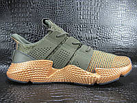 Кроссовки мужские Adidas PROPHERE REVIEW Green/Gold