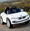 Детский электромобиль BMW WHITE