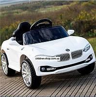 Детский электромобиль BMW WHITE, фото 1