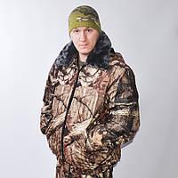 Куртка для охоты и рыбалки утепленная - Тундра