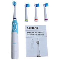 Электрическая зубная щетка AZDENT AZ-OC2