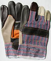 "Перчатки кажаные ""Цветные"" Размер - 10,5 PRC /0-51"
