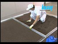 Гипсовая плита для пола (СОП) 1500х800х12,5мм Knauf