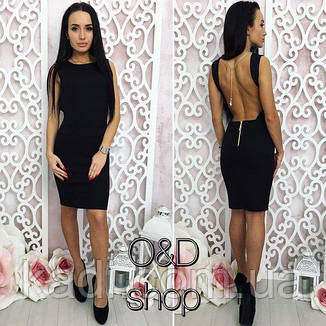 584307e93896 Женское платье с открытой спиной. Платье для девушки   продажа, цена ...