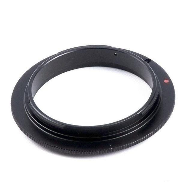 Реверсивне оборачивающее кільце 49 мм - CANON EOS