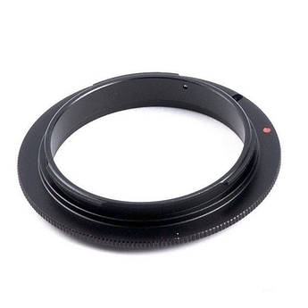 Реверсивное оборачивающее кольцо 49 мм - CANON EOS