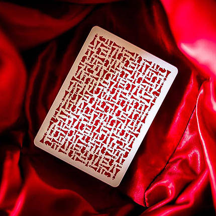 Карти гральні | Red Knights Playing Cards, фото 2
