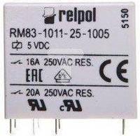 Реле RM83 Relpol