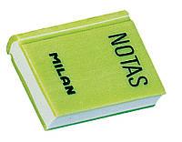 Ластик мягкий, Книжка, nata, 2036, ассорти, Milan, 620363