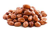 Сырой очищенный арахис 480 г