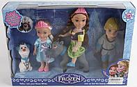 Набор кукол героев мультфильма «Холодное сердце»