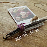 Элитная бурбонная Ваниль (3 стручка длинной 16-17 см) в  стеклянной колбе с натуральным короком, фото 5