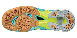 Женские кроссовки волейбольные Mizuno Wave Bolt 6 (W) v1gc1760-44, фото 2