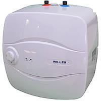 Электрический водонагреватель Willer PU25R optima mini (объем 25л)