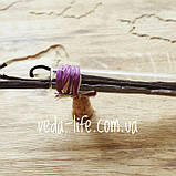 Элитная бурбонная Ваниль (3 стручка длинной 16-17 см) в  стеклянной колбе с натуральным короком, фото 3