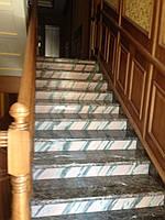 Лестницы мраморные (внутренние работы)