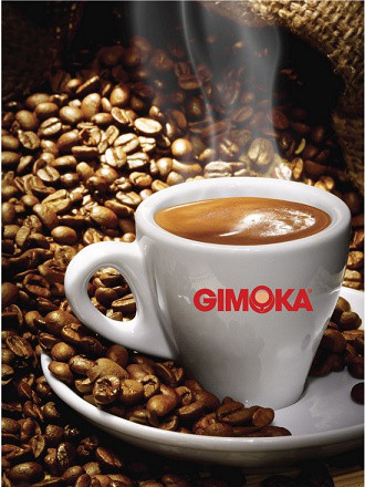 kofe gimoka s kremoy