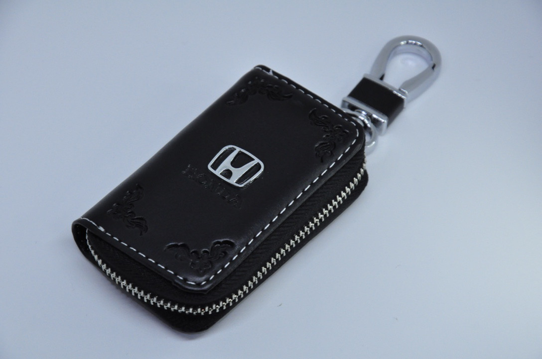 Ключниця для авто Шкіра KeyHolder HONDA