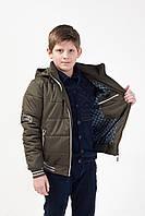 Демисезонные  куртки для мальчиков бомберы