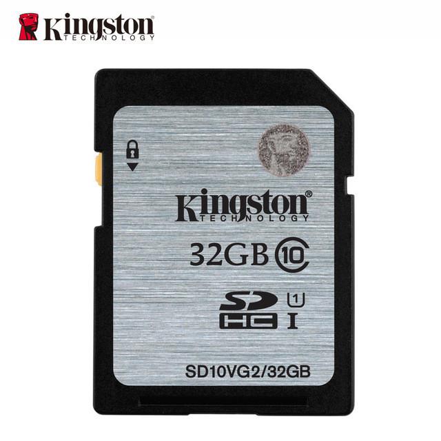 Карта пам'яті Kingston Ultimate X SD HC 32 GB (Class 10) 45 (mb/s)